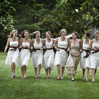 Bridesmaids, Bridesmaids Dresses, Bridesmaid Dresses, Fashion, ivory, Coco myles, Georgette