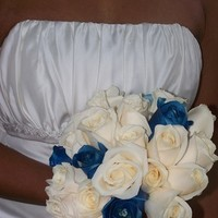 Flowers & Decor, blue, Bride Bouquets, Flowers, Bouquet