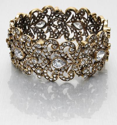 Jewelry, gold, Bracelets, Vintage, Bracelet