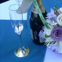 Flowers & Decor, white, purple, Bride Bouquets, Flowers, Bouquet, Heaven scent florals, Bidal
