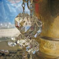 Jewelry, Earrings, Vintage, Bride, Groom, Wedding, Bridesmaid, Of, Mother, Crystal, The, Chandelier, Stacys designs 88