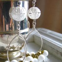Jewelry, Earrings, Vintage, Bride, Groom, Wedding, Bridesmaid, Of, Mother, Pearls, The, Dangle, Stacys designs 88, Miriam, Haskell