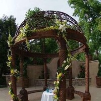 Ceremony, Flowers & Decor, Westlake village inn, Tuscan gardens