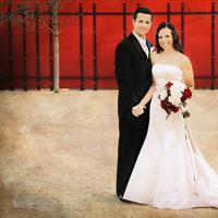Beauty, Flowers & Decor, Wedding Dresses, Fashion, dress, Bride Bouquets, Bride, Flowers, Groom, Hair, Amaryllis images, Flower Wedding Dresses