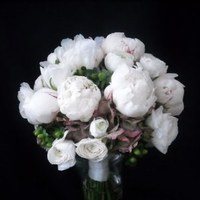 Flowers & Decor, black, Bride Bouquets, Bridesmaid Bouquets, Flowers, Bouquet, Bridesmaid, A, Used, Centerpeice, As, Michael pena events