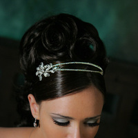 Beauty, Inspiration, Jewelry, white, silver, Hair, Board, Bridal styles