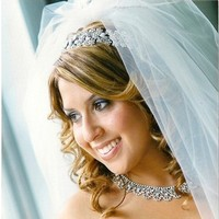 Beauty, Inspiration, Jewelry, Wedding Dresses, Veils, Fashion, white, silver, dress, Veil, Hair, And, Board, Headpiece