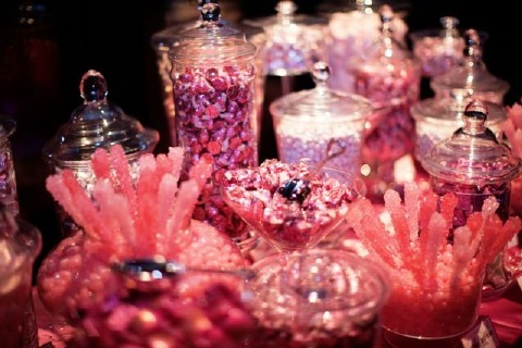 Inspiration, Reception, Flowers & Decor, pink, Candy, Board, Buffet, Glam events