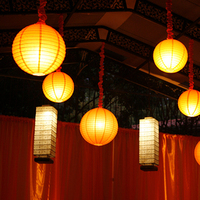 Reception, Flowers & Decor, orange, black, Dance, inc, Lanterns, Floor, West coast event productions
