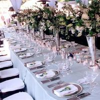 white, green, Rhonda stoffel grace street floral event design