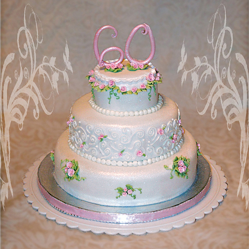 Cakes, white, pink, cake, Roses, Custom, Designer, Scroll, llc, Work, Delicate, Miniature, Truly custom cakery
