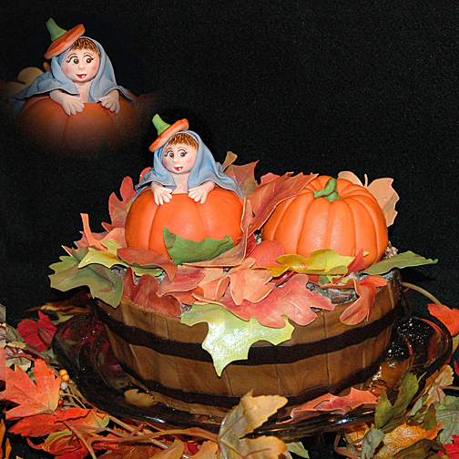 Cakes, cake, Custom, Designer, Baby, llc, Barrel, Leaves, Truly custom cakery, Sculpted