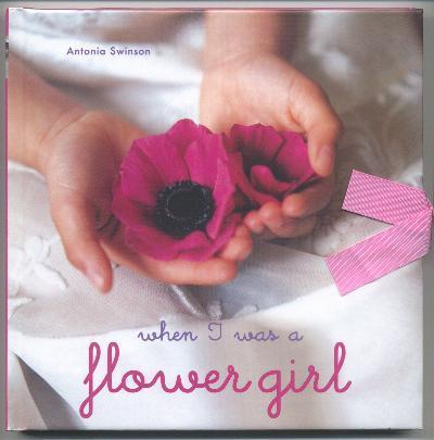 pink, Flower girl, Book, The thank you company
