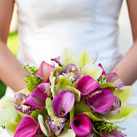 Flowers & Decor, purple, green, Bride Bouquets, Flowers, Bouquet, Calla, Bridal, Orchids, Lillies, Ashleigh taylor photography