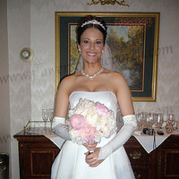 Flowers & Decor, white, pink, Bride Bouquets, Flowers, Bouquet, Brides