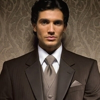 Fashion, brown, Men's Formal Wear, Tuxedo, Rental, Joans bridal couture