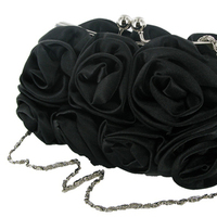 black, Purse, Clutch