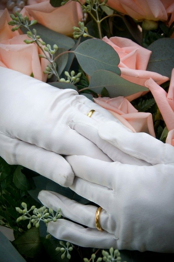 Ceremony, Flowers & Decor, Rings, Gloves, Opera gloves