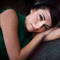 Beauty, Wedding Dresses, Veils, Fashion, black, dress, Veil, Hair, Birdcage, Masque