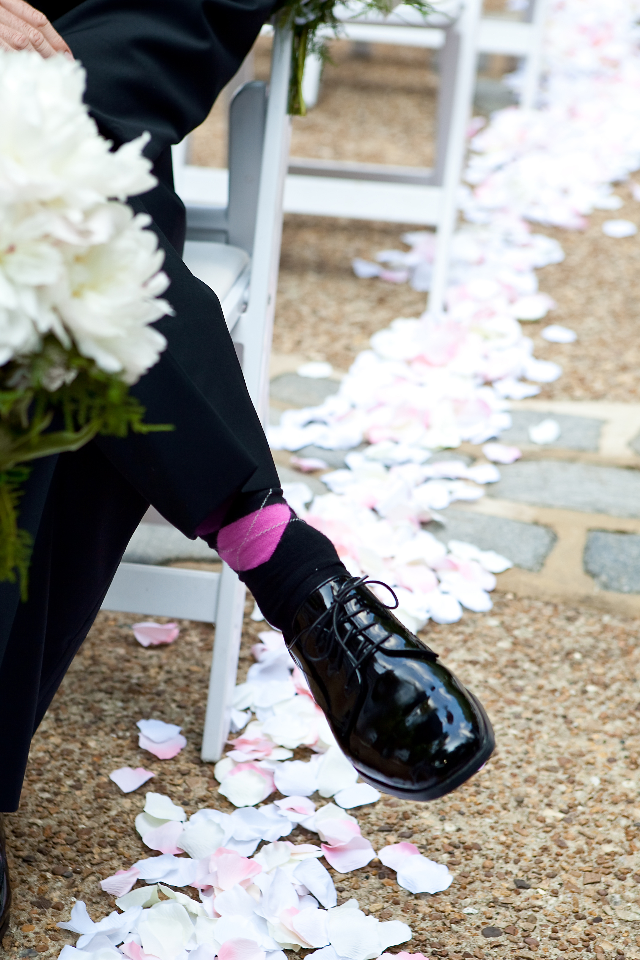 pink, Socks, Lorraine daley wedding photography