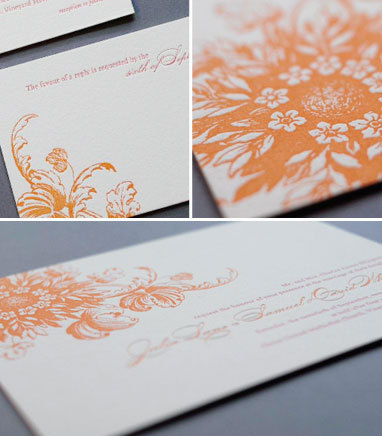 Stationery, Invitations, Floral, Stationary