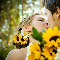 Flowers & Decor, yellow, Bride Bouquets, Bride, Flowers, Groom, Laura gravelle photography