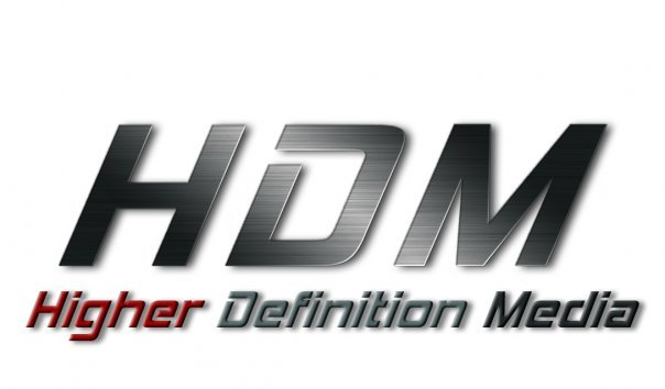 gold, Logo, Vendor, Hdm, Higher definition media