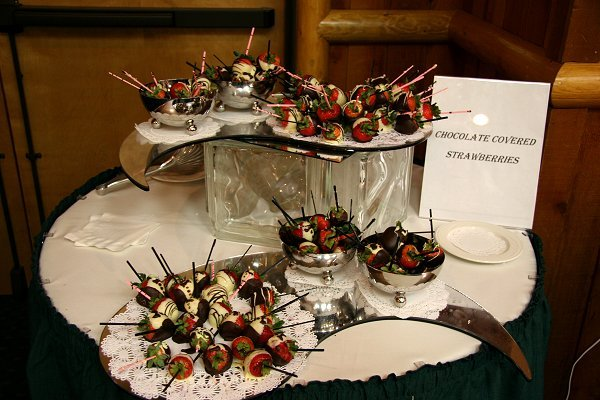 Chocolate, Strawberries, Covered