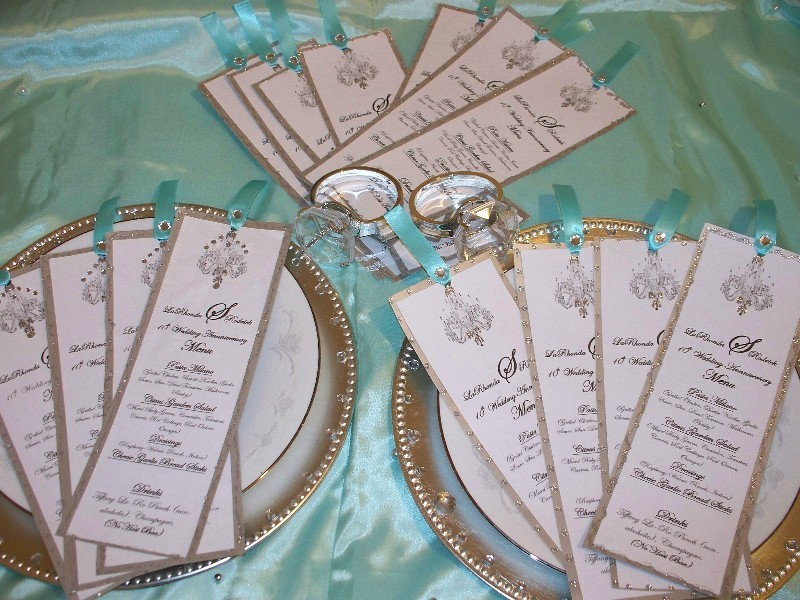 Reception, Flowers & Decor, silver, Guests, Menu Cards, Menus, Dinner, Partyshakerscom, Chandalier