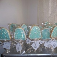 Reception, Flowers & Decor, Favors & Gifts, blue, Favors, Cookies, Tiffany, Partyshakerscom