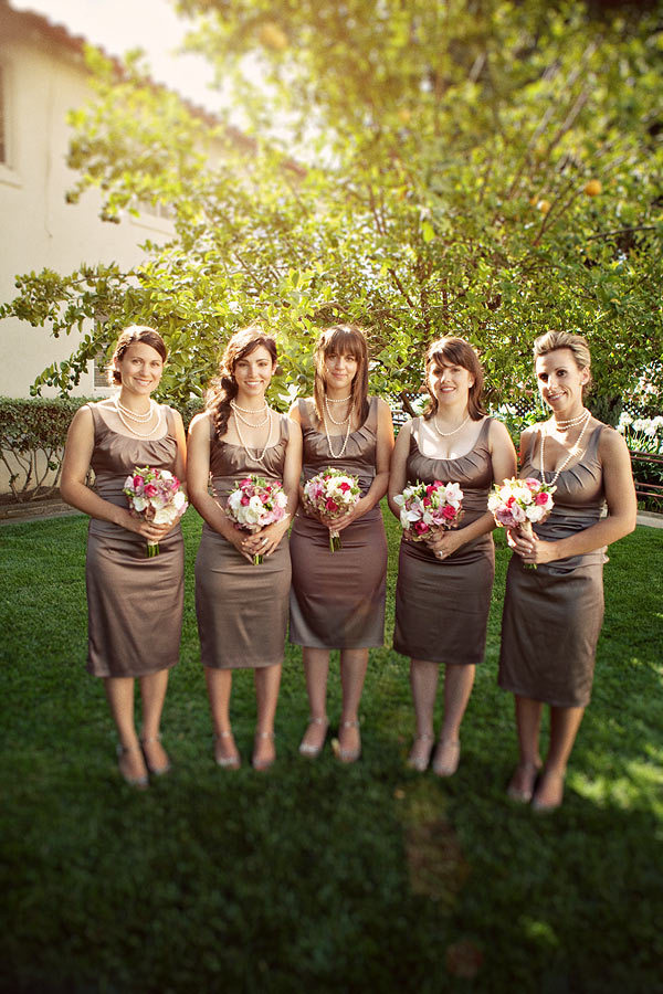 Inspiration, Flowers & Decor, Bridesmaids, Bridesmaids Dresses, Wedding Dresses, Fashion, pink, purple, dress, Bridesmaid Bouquets, Flowers, Pearls, Beige, Board, San, Jose, Heather elizabeth photography, Flower Wedding Dresses