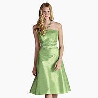 Bridesmaids, Bridesmaids Dresses, Fashion, green, Watters, Midori