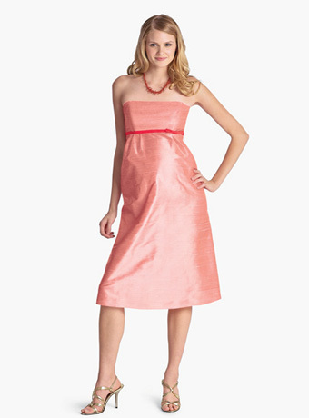 Bridesmaids, Bridesmaids Dresses, Fashion, pink, Watters, Bellini