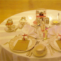 Reception, Flowers & Decor, Flowers, Table, Sweetheart, Floating, Linen, Etc, Soiree