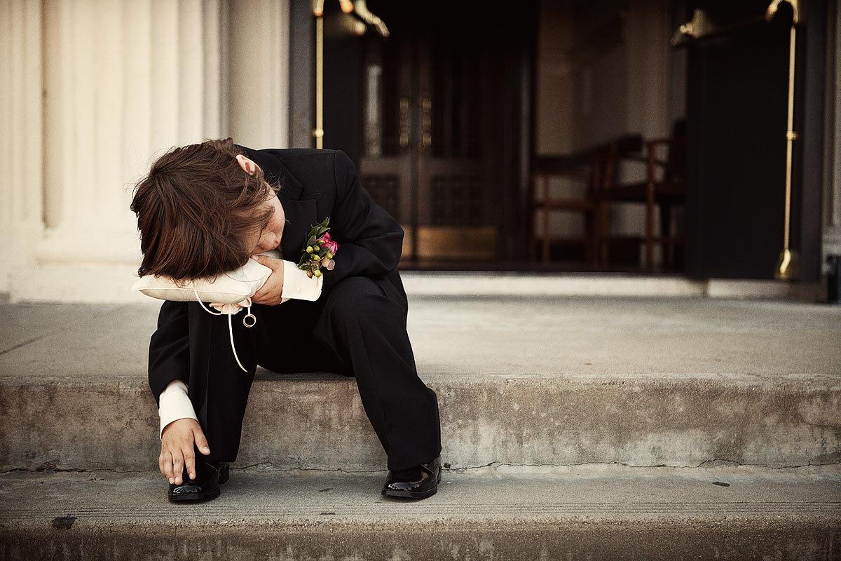 Fashion, Men's Formal Wear, Rings, Wedding, Ring, Church, Kids, Pillow, Bearer, Catholic, Suit, Boy