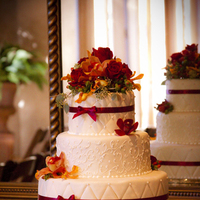 Flowers & Decor, Cakes, white, ivory, yellow, orange, red, gold, cake, Flowers, City, Wedding, And, With, 3, Lake, Photographers, Valley, Media, Rebecca, Swirls, Utah, Salt, Effervescent media works, Works, Mabey, Effervescent, Teared