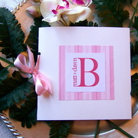 Ceremony, Flowers & Decor, white, pink, Program, Paper dreams design studio