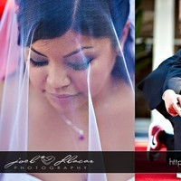 Ceremony, Reception, Flowers & Decor, white, red, black, Bride, Groom, Wedding, Joel llacar photography