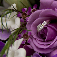 Flowers & Decor, Jewelry, purple, silver, Engagement Rings, Flowers, Ring, And, Engagement, Innovative photography services