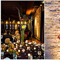 Reception, Flowers & Decor, orange, brown, Centerpieces, Tables & Seating, Flowers, Centerpiece, Tables, Ginatonyphotographers