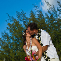 Reception, Flowers & Decor, Destinations, Hawaii, Beach, Beach Wedding Flowers & Decor, Wedding, Romantic, Photos, Nick, Pugay