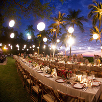 Reception, Flowers & Decor, Lighting, Nichole weddings events