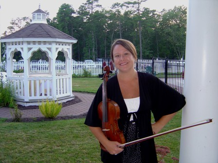 Ceremony, Reception, Flowers & Decor, Harp, Violin, Trumpet, Flute, Cello, Ceremony music, Violinist-, String quartet, Classical guitar, Classical music, Grace note string trio duet violin harp guitar more, Stone harbor, Cape may wedding, Avalon wedding