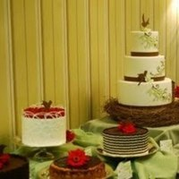 Cakes, cake, Dessert, Table, Buffet