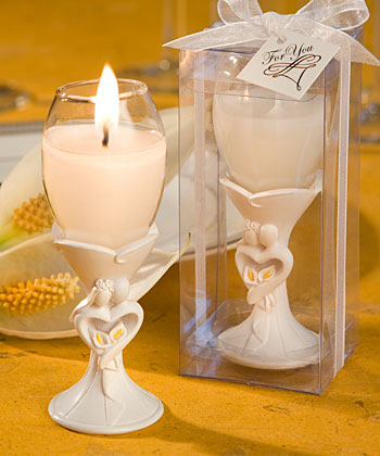 Reception, Flowers & Decor, Favors & Gifts, white, Favors, Candles, Wedding, Calla, Lilly, Accent the party