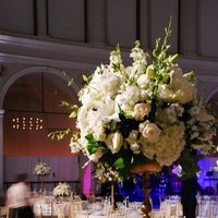 Flowers & Decor, white, Centerpieces, Flowers, Wedding, Tall, Large, Starbright floral design