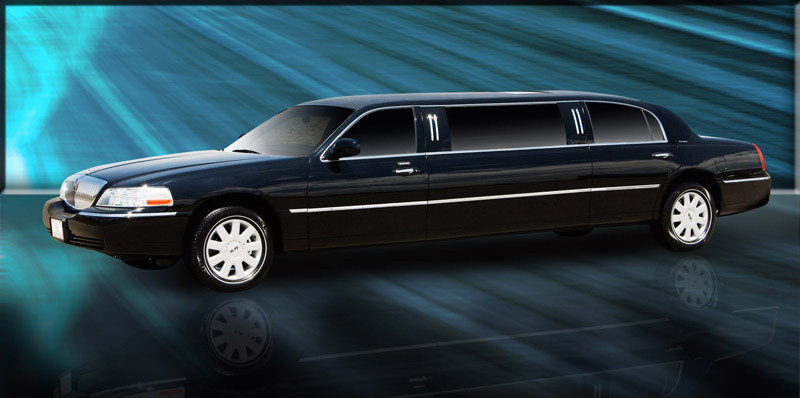 Limousine, Passenger, 6, Valley limo coach