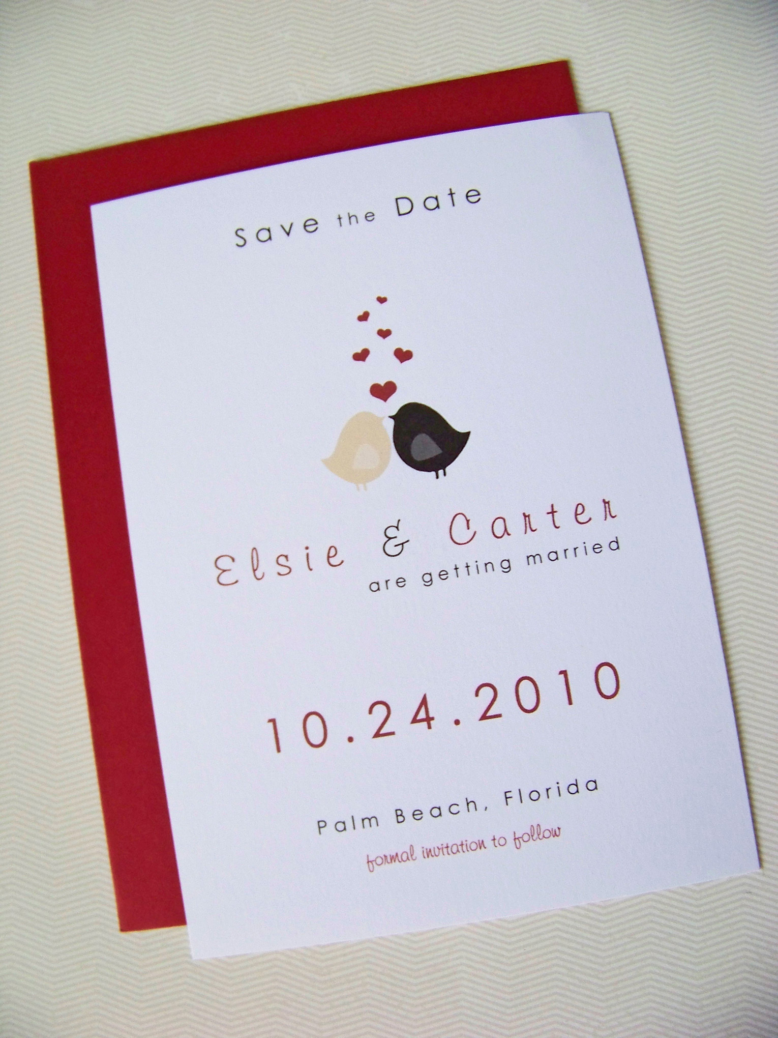 Favors & Gifts, Stationery, white, red, black, invitation, Favors, Modern Wedding Invitations, Invitations, Save-the-Dates, Cards, The, Pocketfold, Save, Date, Little spark creations