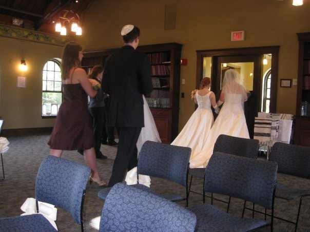 Ceremony, Flowers & Decor, Bridesmaids, Bridesmaids Dresses, Fashion, venue, Recessional, Temple shir tikvah