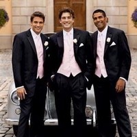 Fashion, Men, pink, black, Men's Formal Wear, Tux, Suits